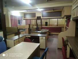 furnished office in cscheme