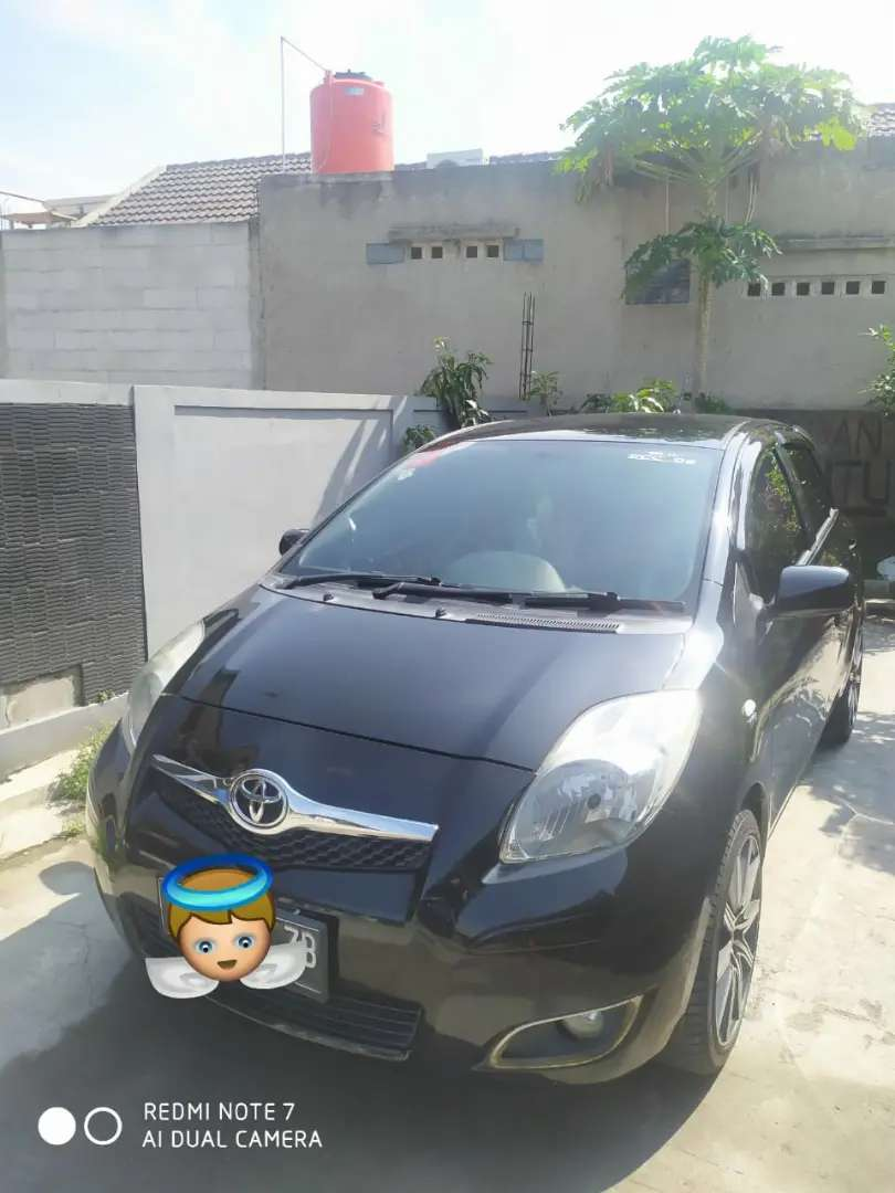 Yaris 2011 Type J