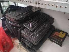 Keyboard pc usb dan ps2