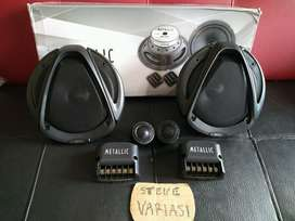 Speaker Split 2 Way Metallic Suara Joss by Steve Variasi Olx