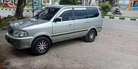 kijang LGX 1.8 EFI Thn 2003 Warna Silver Plat BL B.Aceh Pjk Panjang