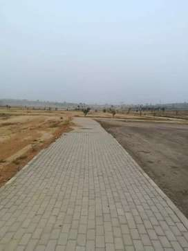 1 kanal plot for sale in park Enclave islamabad