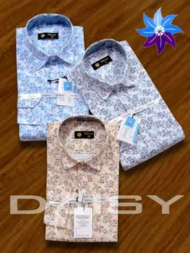 DAISY branded full cotton shirt