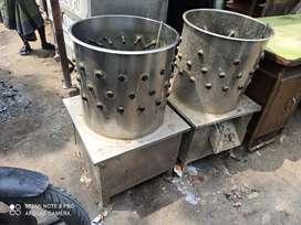 Chicken grinding machine