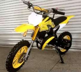 50 cc dirt bike for  5 to 13 years kids sale in kottyam
