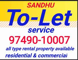 All types of commrcial property availabel