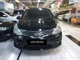 Nissan grand livina XV 1.5 2014 Matic KM 38rb super cantik surabaya