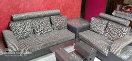 Sofa set with Dewan