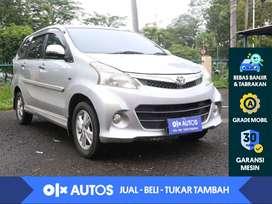 [OLX Autos] Toyota Avanza 1.5 Veloz A/T 2014 Silver