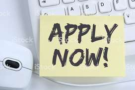 data entry operator urgnet opening night shift only