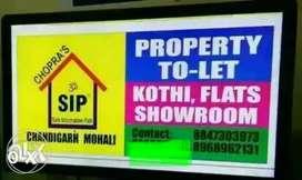 2 BHK Furnished 1st.floor Saili road Pathankot