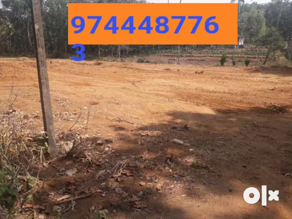 plot for sale at pala ponkunnam at low rate