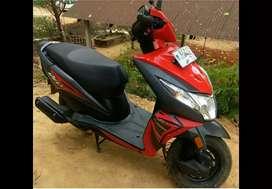 Honda Dio urgent sale EMI Dibo ase.