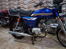 70cc united bike 2012 model for sale with copy and file