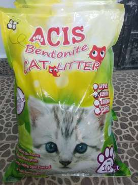 jual pasir wangi kucing