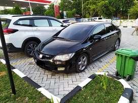 Honda civic 1.8 Mugen Automatic 2006 warna hitam
