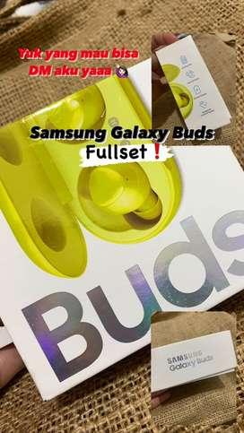SAMSUNG GALAXY BUDS FULLSET