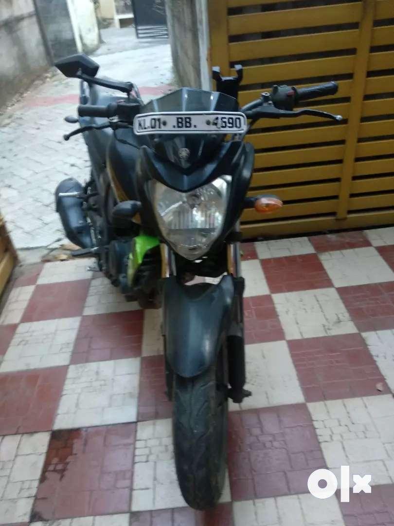 Yamaha Fzs V1 0