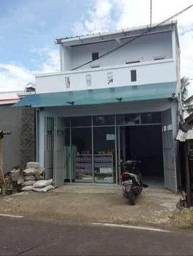 Ruko di Desa Perahu, Tangerang Banten Siap Pakai