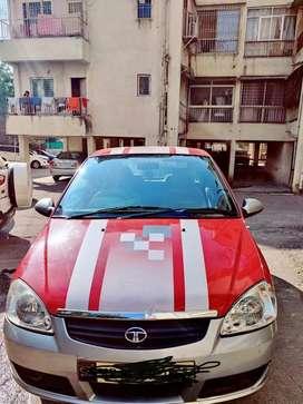 Tata Indica 2009 Petrol 49000 Km Driven by govt emp in local bhopal