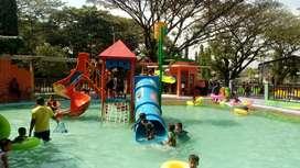 EF jual odong wahana playground air