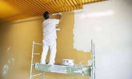 Interior and Exterior paintings works in best quality