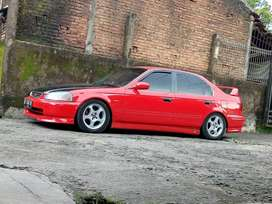 Honda Civic Ferio manual tahun 1997