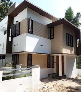 Kinfra park chanthavila kazhakoottam new house