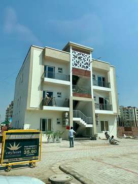 3BHK FULL FURNISHED ( 5 MINS AWAY FROM CHANDIGARH)