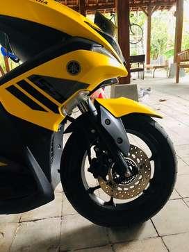Aerox yellow istimmewa