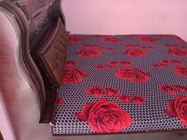 King size,double bed set, with gadha