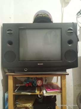 Tv tabung sharp 21inchi