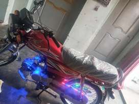 Honda 70cd bike
