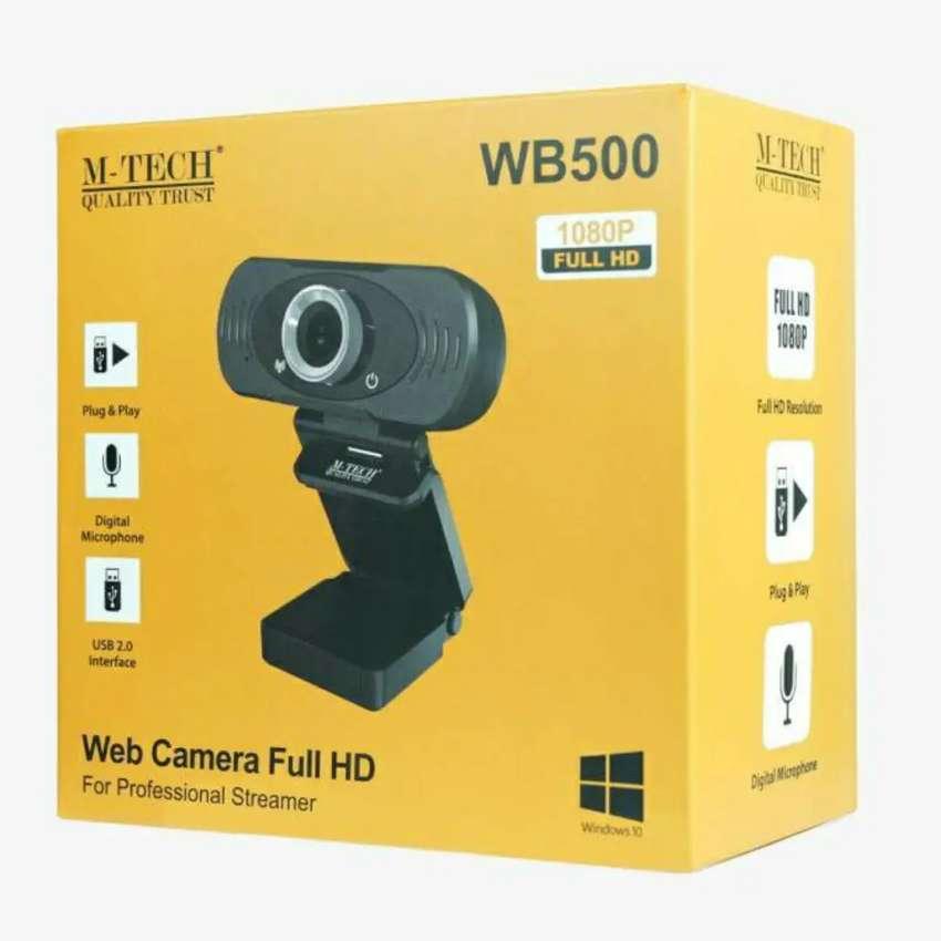 Webcam MTech WB500
