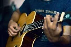 Personal Guitar classes