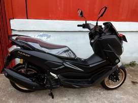 Nmax 150cc hitam dofff