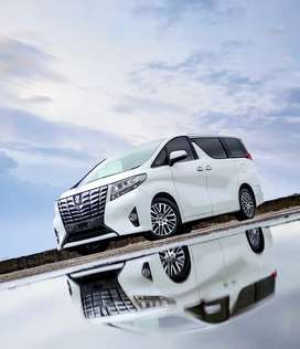 Alphard G ATPM 2.5 2015, Top Conditions!