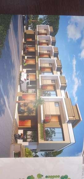 2 bhk & 3 bhk row house