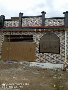 Newly constructed furnished house at Orush Colony Abbottabad