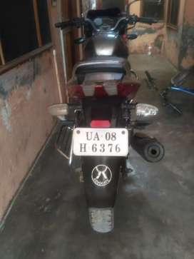 Bike I good condition only there are some problems in meter or wiring