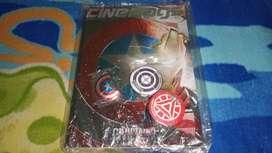 Jual / Sale Majalah Cinemags Cover Captain America Civil War