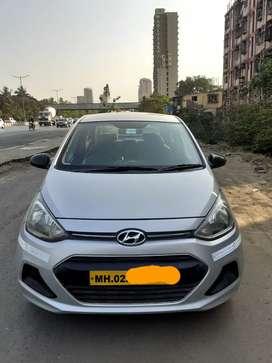 Hyundai xcent diesel 2016 T permit