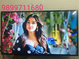 42 inch brand new Smart android led tv 4k videos at best price