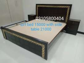 Double bed king size queen size new brand holsel rate Warranty k sat