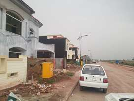 Bahria Enclave C-1, 10 Marla Plot Available