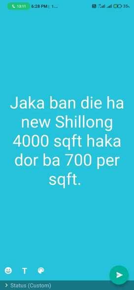 Jaka ban die ha New Shillong