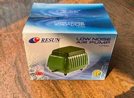 Aerator Blower Udara RESUN | Air Pump LP-60 | ORIGINAL READY STOCK