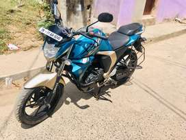 Yamaha FZS Version 2.0 in new condition
