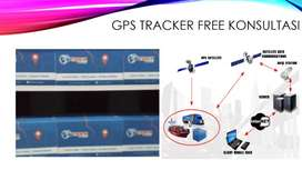 GPS TRACKER TRUCK BERKUALITAS + PASANG *3DTRACK