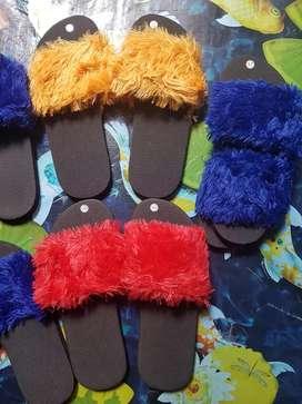 Sandal bulu rasfur
